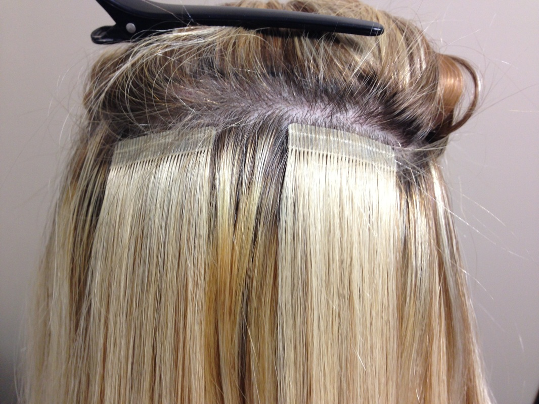 Tape In Hair Extensions Advantages