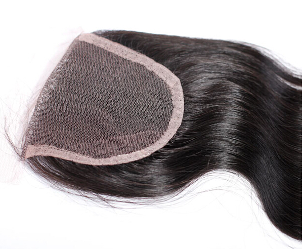 Body Wave Virgin Hair Closure Tangle Free Fast Shipping