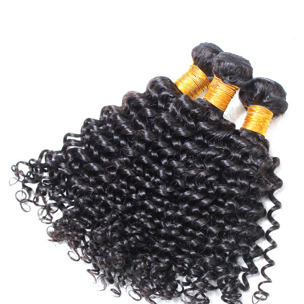 No Chemical Virgin Indian Hair Sexy Curly No Smell No Shedding
