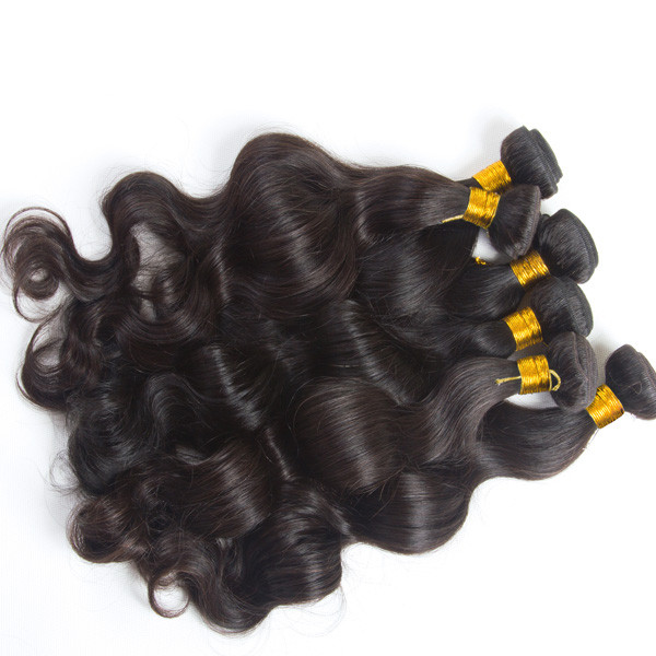Soft Indian Human Hair AAAAAA Top Quality unprocessed Hair Extension