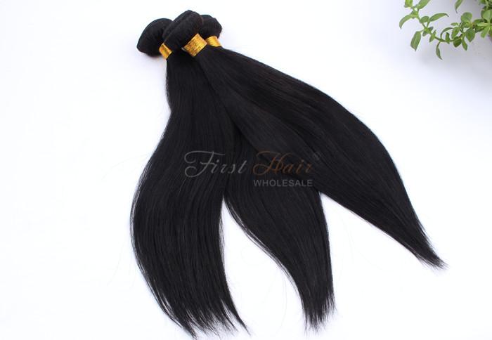 1 Piecelot Straight Hair Weave 6a Grade Chinese Virgin Natural