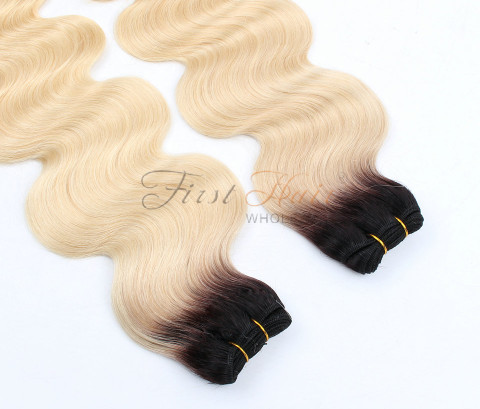 Ombre hair archives wholesale hair extensions and lace wigs unprocessed virgin indian hair ombre 1b613 body wave 26inch hair wefts extensions pmusecretfo Image collections